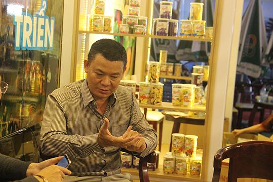 Ông Nguyễn Xuân Thắng chia sẻ về chiến lược đầu tư và phát triển cà phê đặc sản