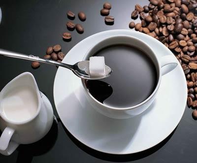 uống cà phê phải đúng cách