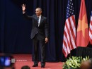 Tổng thống Obama: 'Sự thân thiện của Việt Nam đã chạm tới trái tim tôi'