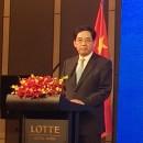Đón tiếp đại sứ Trung Quốc nhân dịp lễ hội cà phê Buôn Ma Thuột lần thứ 6