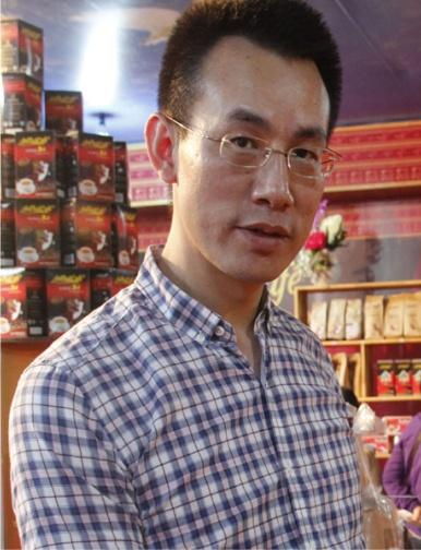 梁雄:中国食品专家