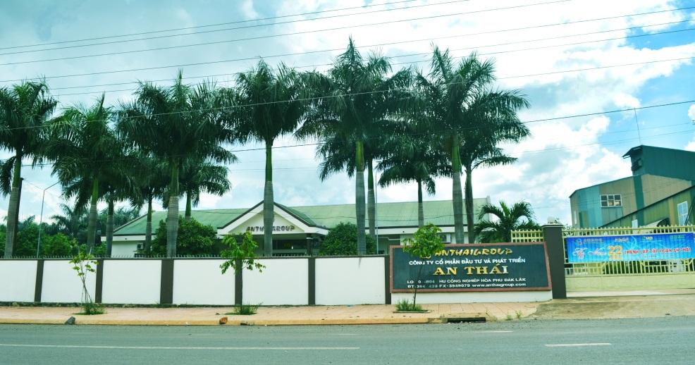 CTCP Đầu tư & Phát triển An Thái