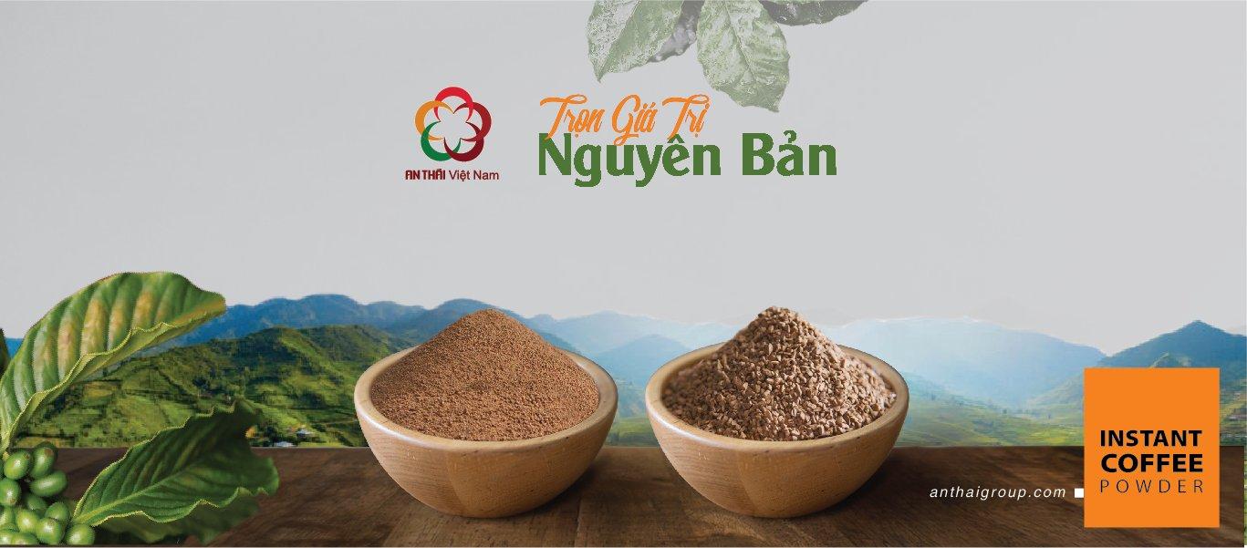 An Thái Việt Nam - Thương hiệu cà phê xuất khẩu của Tập đoàn An Thái