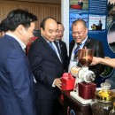 Cà phê An Thái Gặp gỡ giao thương với các nhà đầu tư nước ngoài tại sự kiện GEF 2018