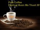 Về Buôn Ma Thuột mùa lễ hội uống cà phê miễn phí